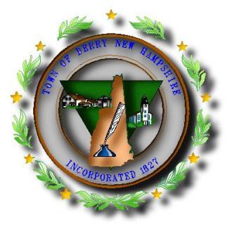 town of derry logo