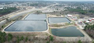 Derry Wastewater Treatment Lagoons