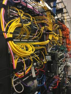 Server Room Wiring
